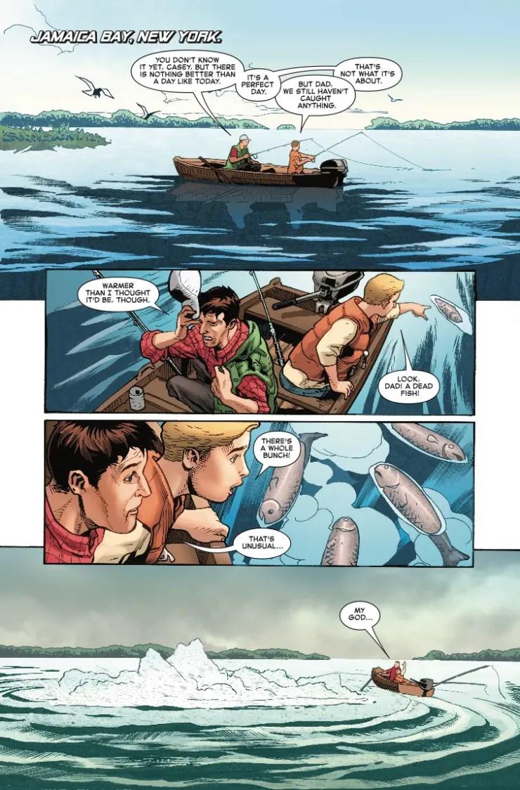 Marvel Preview: Phoenix Resurrection: The Return of Jean Grey #3