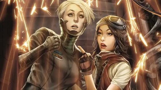 Marvel Preview: Star Wars: Doctor Aphra #16