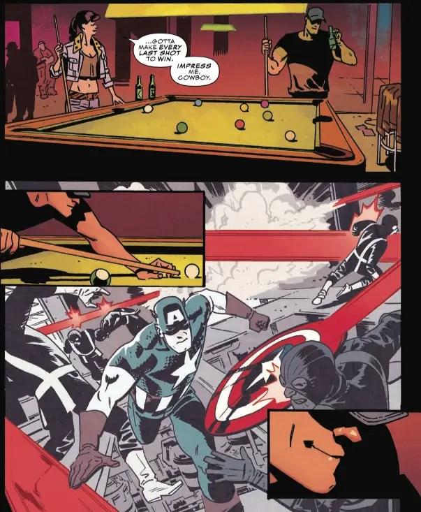 Captain America #697 Review