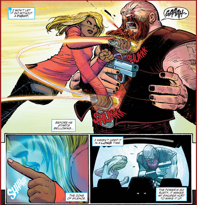 The Silencer #1 Review