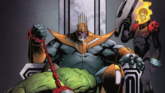 Marvel Preview: Thanos #15