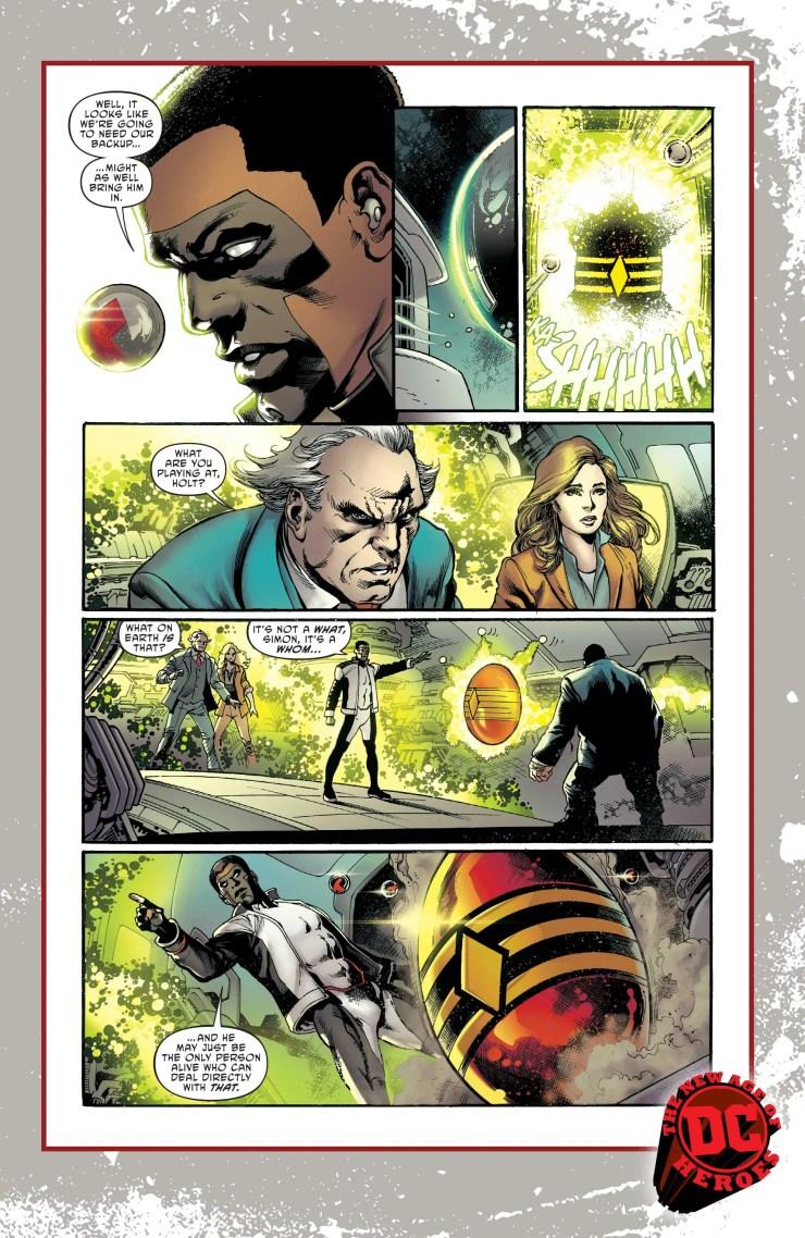 DC Preview: The Terrifics #1