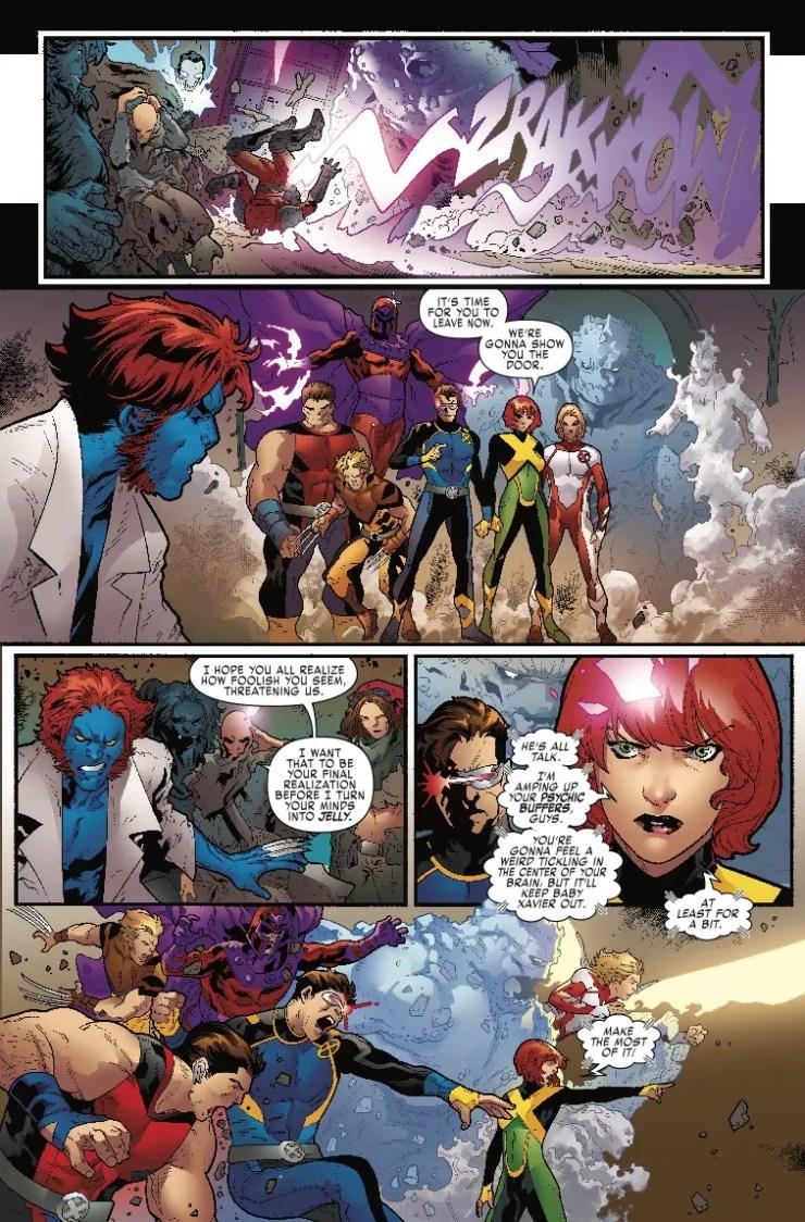 X-Men Blue #20 Review