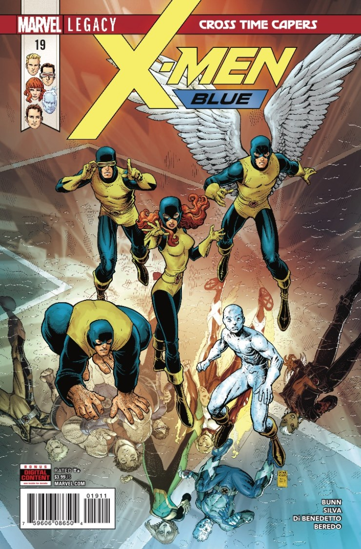 X-Men Blue #19 Review