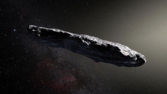 From Tabby's Star to ʻOumuamua to that Pentagon UFO thing ... you'd think they would have turned up SOMEWHERE by now.