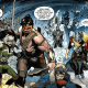 Which hero is ripe for disintegration in Avengers #678?