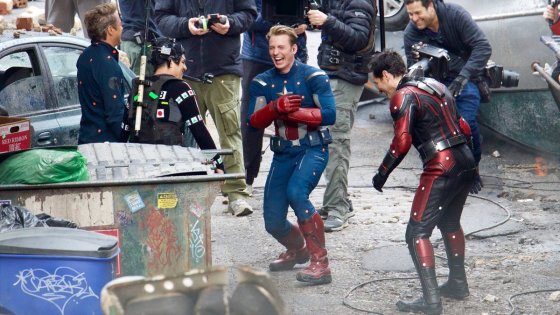 Warning: Possible spoilers for Avengers: Infinity War and Avengers 4.