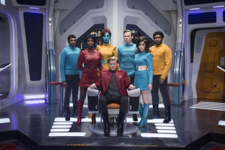 'Black Mirror' Season 4, Episode 1 'USS Callister': 3 'Star Wars' references you may have missed