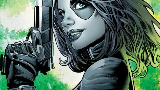Marvel Preview: Domino gets her own series in April