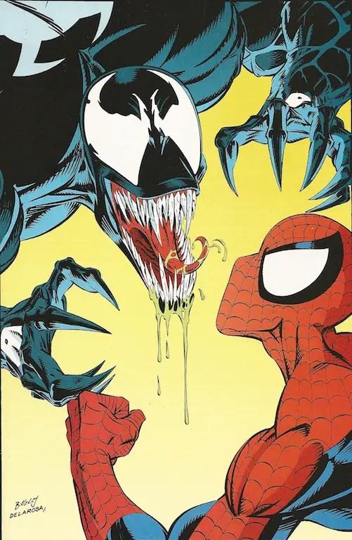 Spider-Man rumored to appear in Tom Hardy's Venom movie