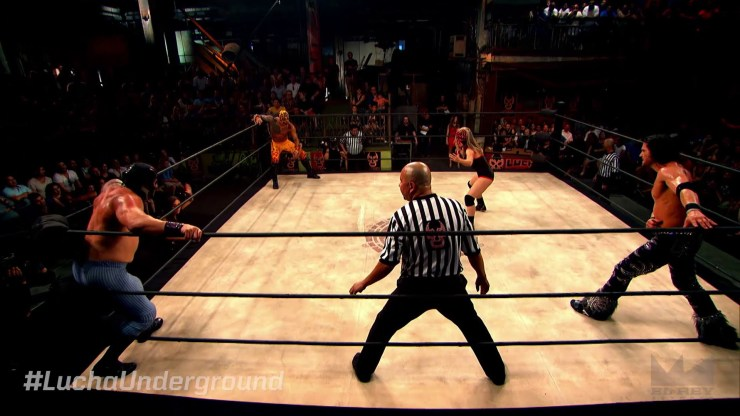 Aztec Warfare review: The best Royal Rumble of 2015