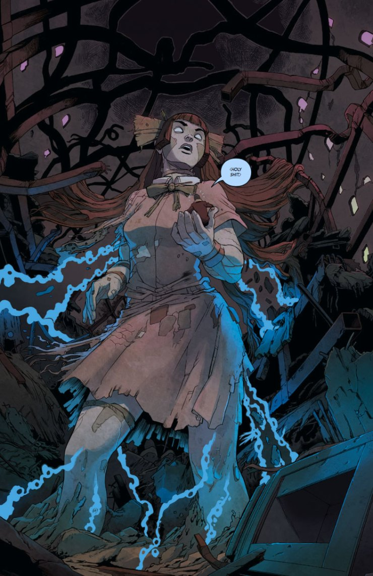 'Wayward Vol. 5: Tethered Souls' is a solid read, but does not fix the problems of its predecessors