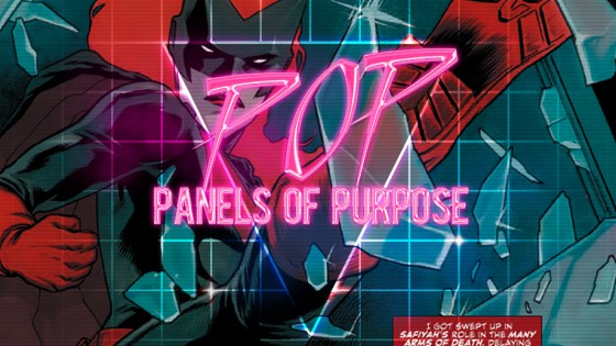 Monthly POP: Panels of Purpose - January 2018