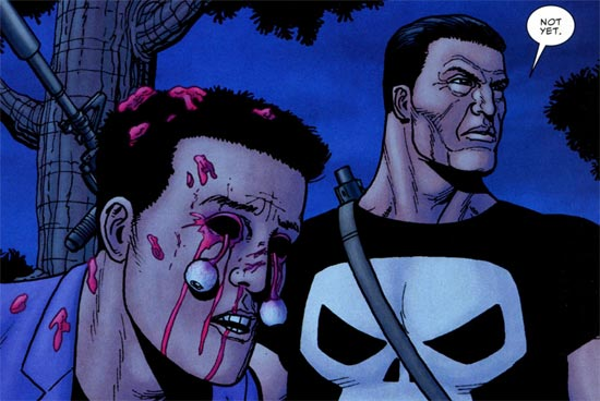 'Punisher Max: The Complete Collection Vol. 7' is a cover-to-cover thrill ride