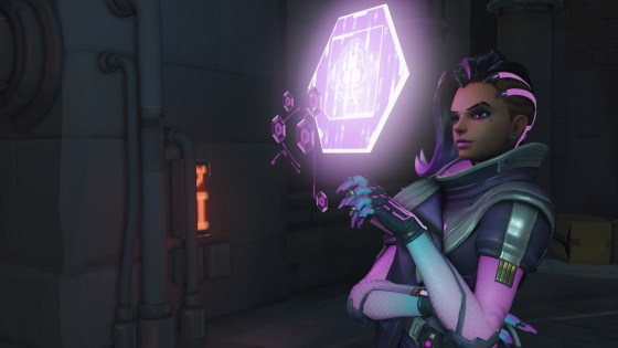 Sombra makes Reaper her puppet in Overwatch's new emotes