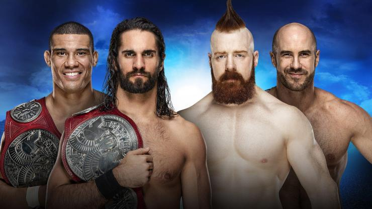 WWE Royal Rumble 2018 preview/predictions