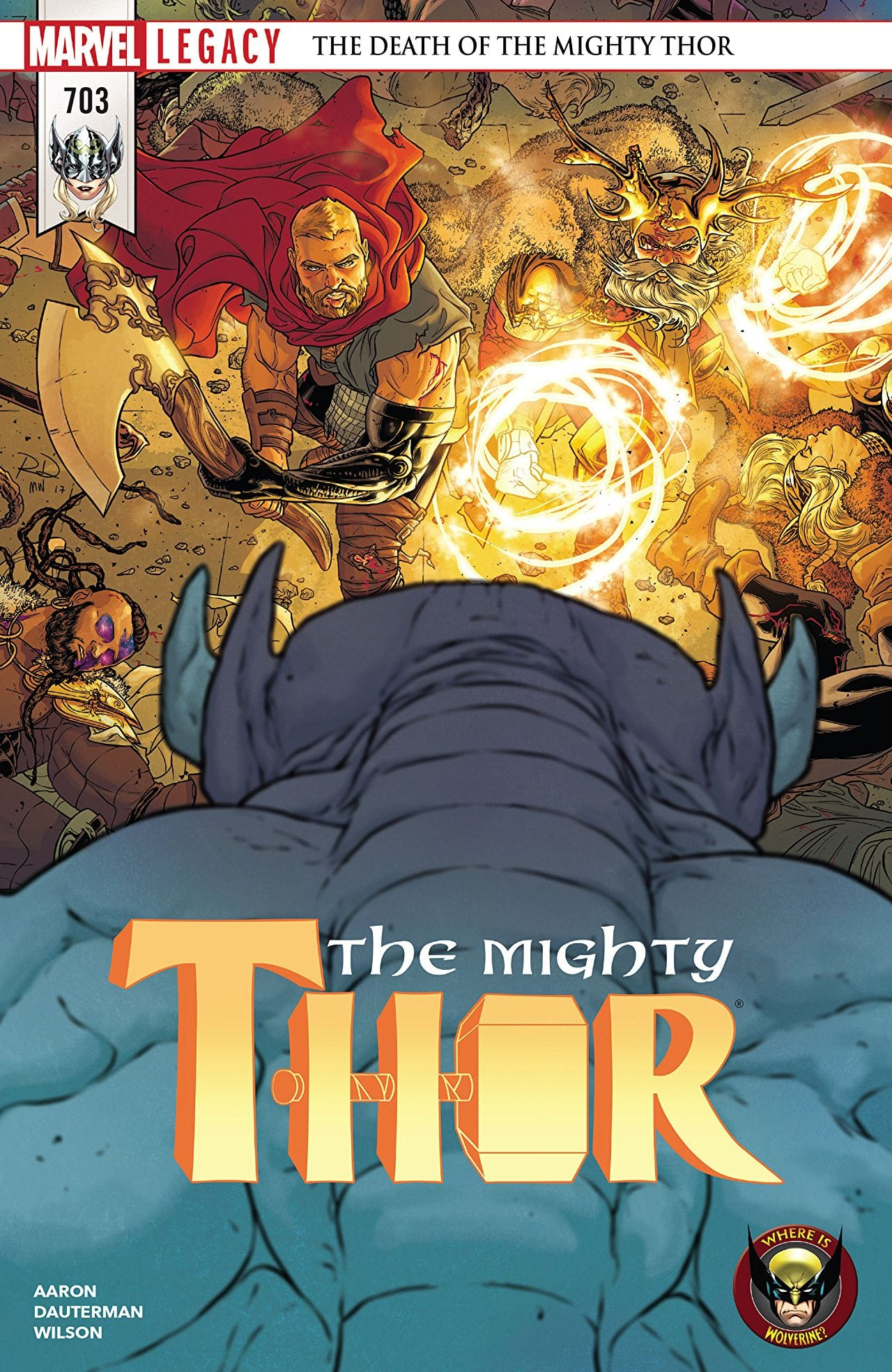 The Mighty Thor #703 review: The End is Nigh
