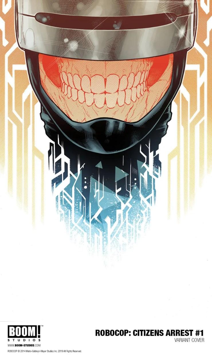 RoboCop returns this April in 'RoboCop: Citizens Arrest'