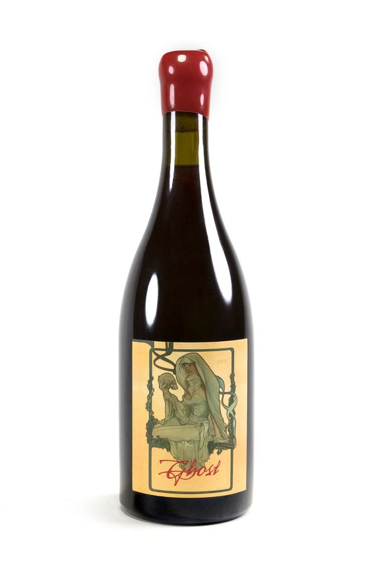 "Dark Horse and Blakeslee Vineyard Estate to release ""Ghost"" wine"