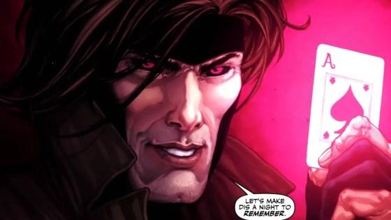 Final member of 'X-Men: Red' revealed: Gambit joins Jean's team
