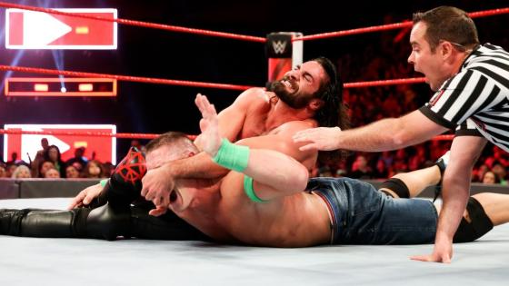 Despite numerous setbacks, Seth Rollins is experiencing a career resurgence