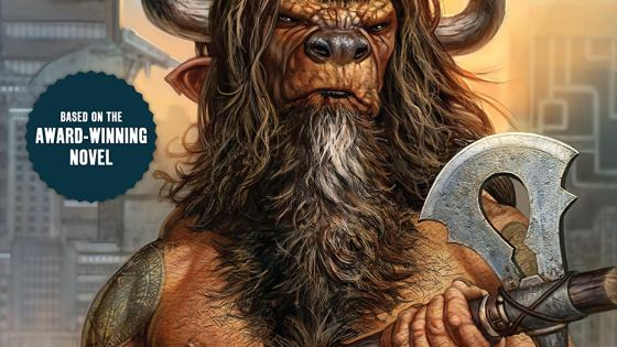 'American Gods Vol. 1: Shadows' brings Neil Gaiman's world to life in a beautiful way