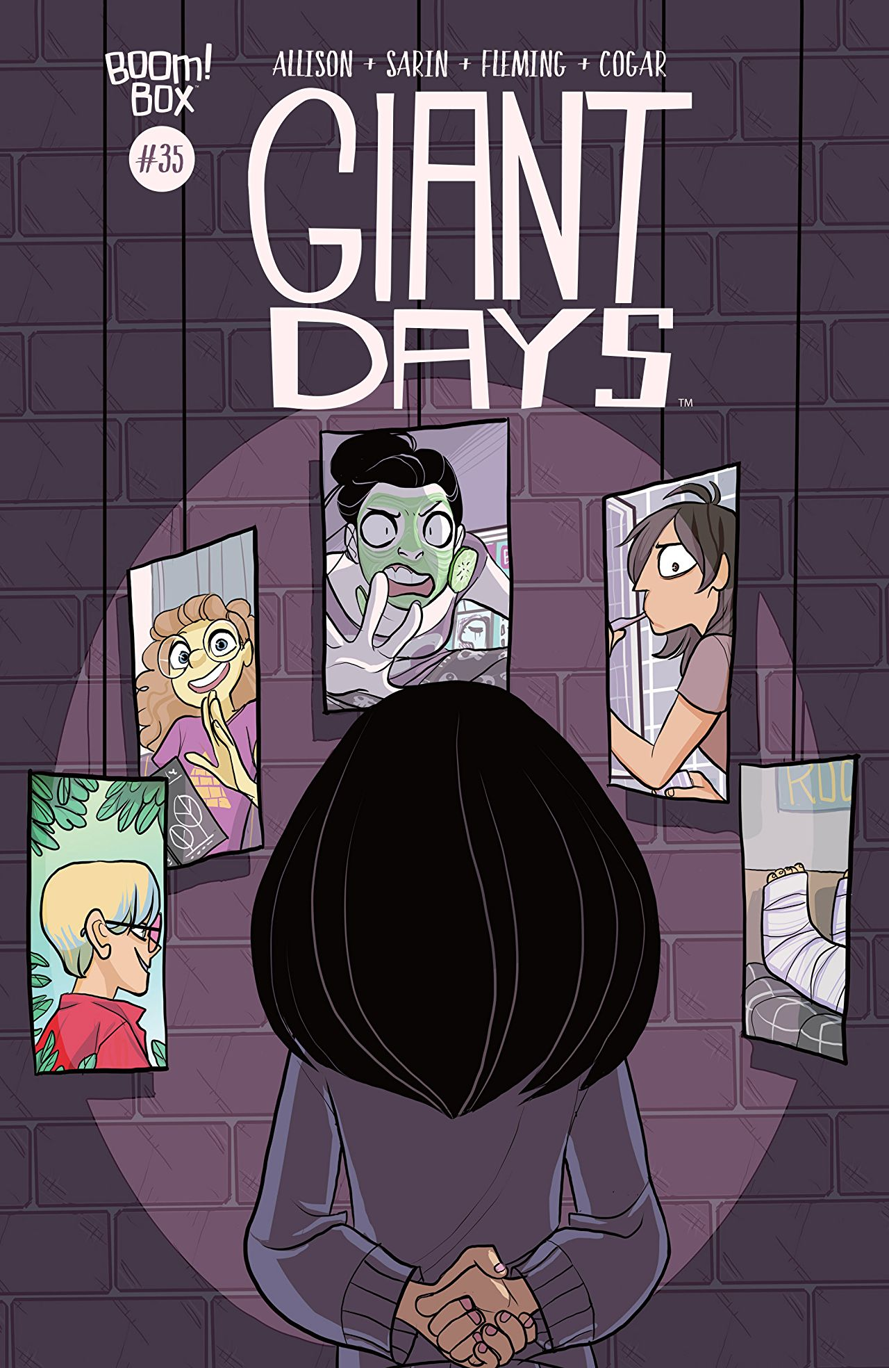 Giant Days #35 Review