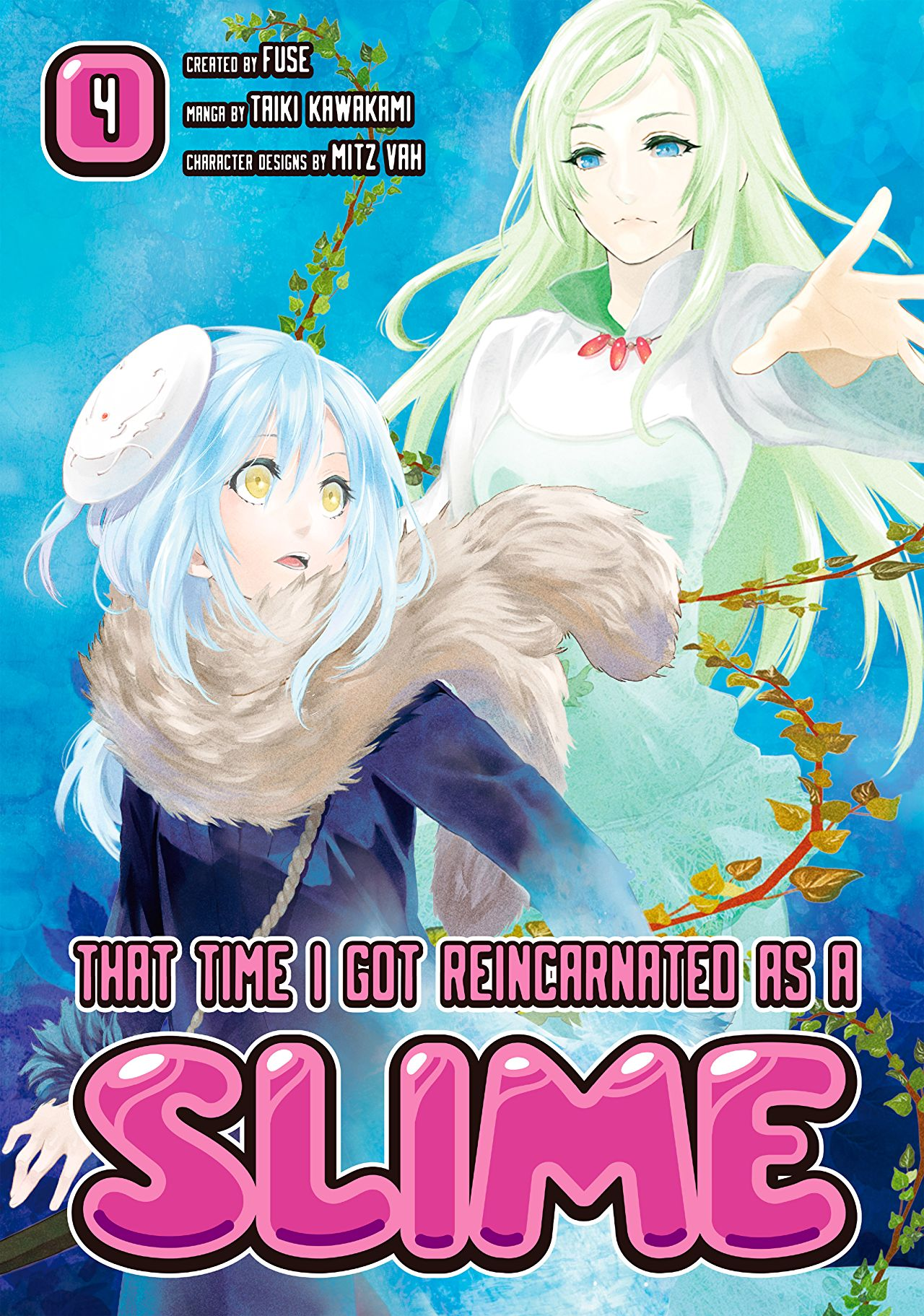 That Time I Got Reincarnated as a Slime Vol. 4 Review