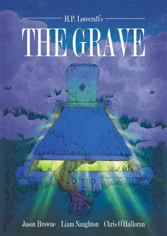'H.P. Lovecraft's The Grave' shows more potential than polish