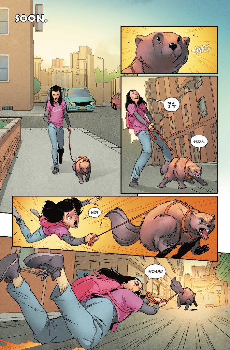 Marvel Preview: All-New Wolverine #31