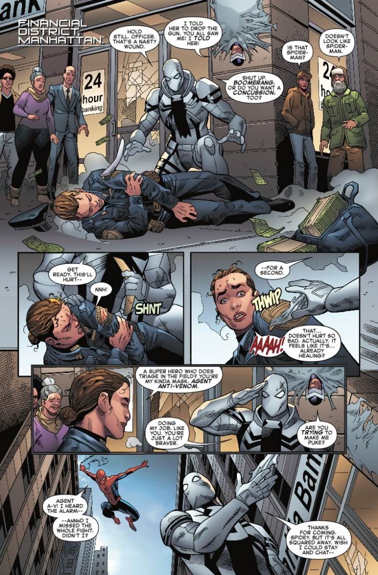 Marvel Preview: Amazing Spider-Man #796