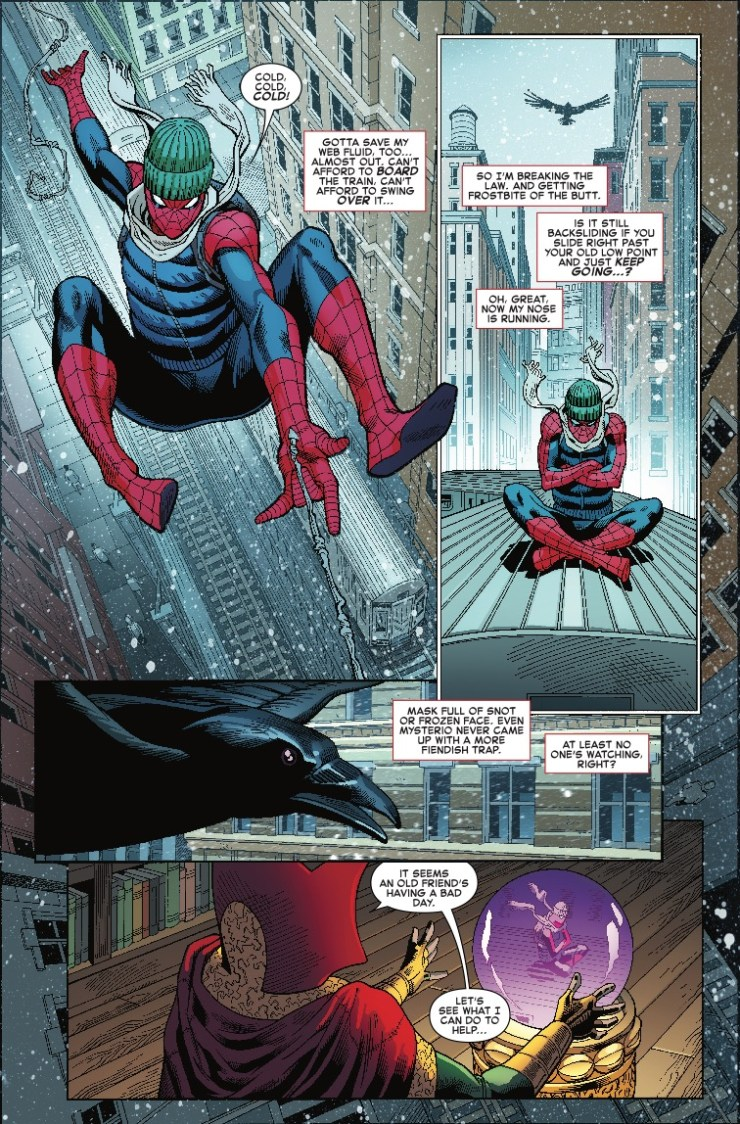 Marvel Preview: Amazing Spider-Man #795