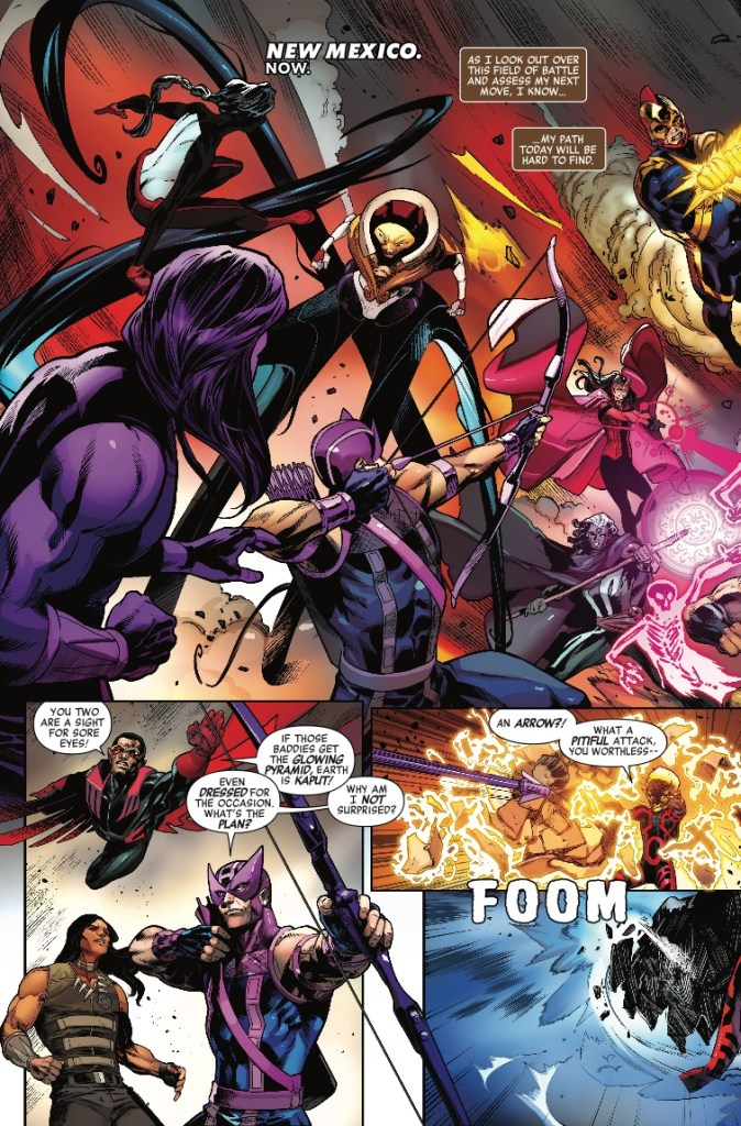 Avengers #682 review: The end game approaches