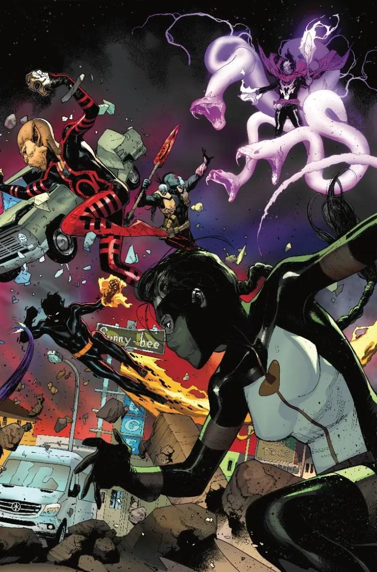 Marvel Preview: Avengers #681