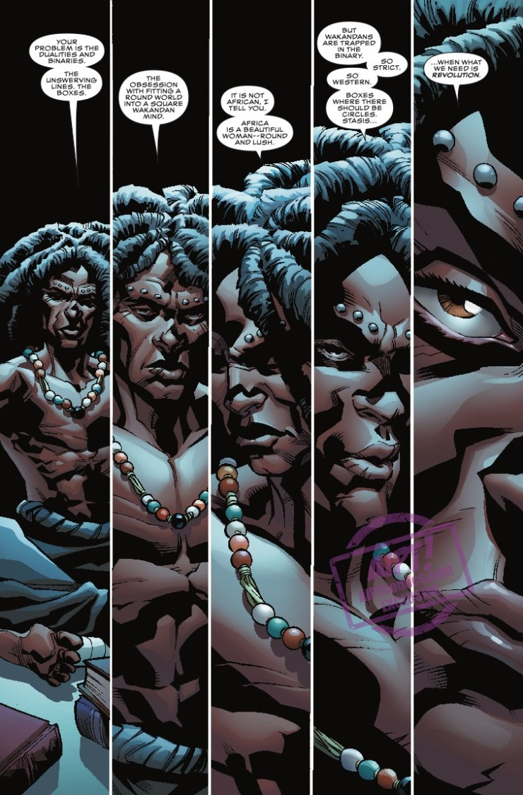 [EXCLUSIVE] Marvel Preview: Black Panther #170