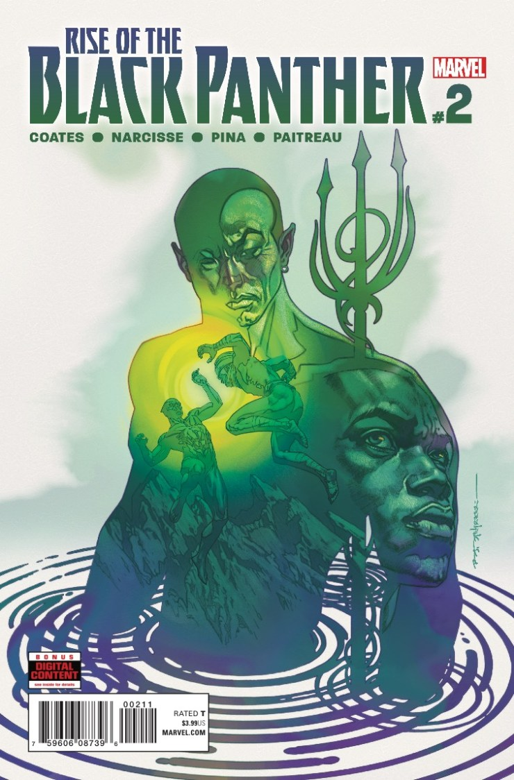Marvel Preview: Rise of the Black Panther #2