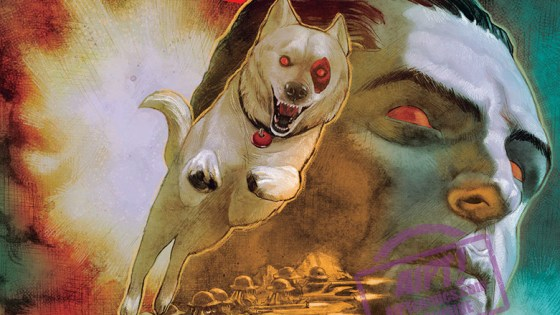 Get the first details on 'Bloodshot Salvation' #9 out in May.