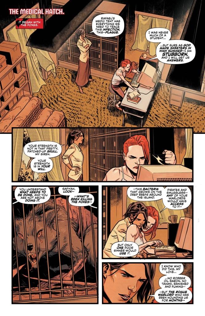 Batwoman #12 Review