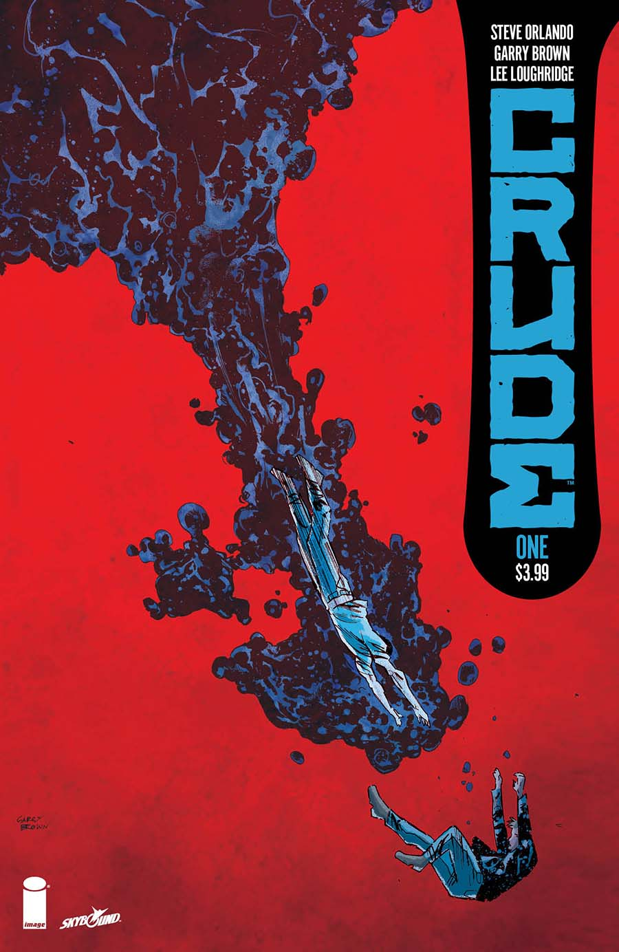 Crude #1 spoiler-free advance review: Off to a good start