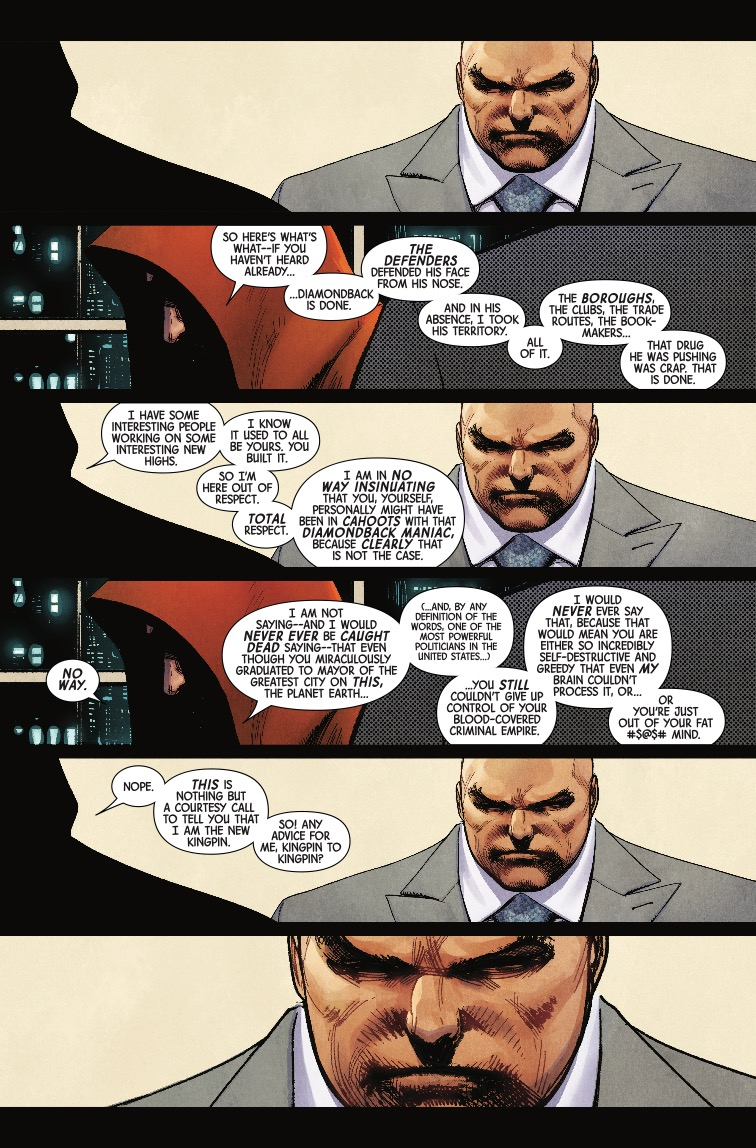 The Defenders #10 Review