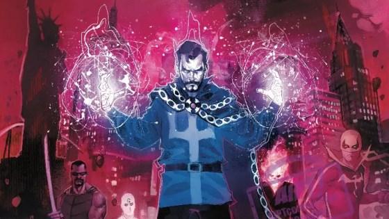 Doctor Strange: Damnation #1 Review