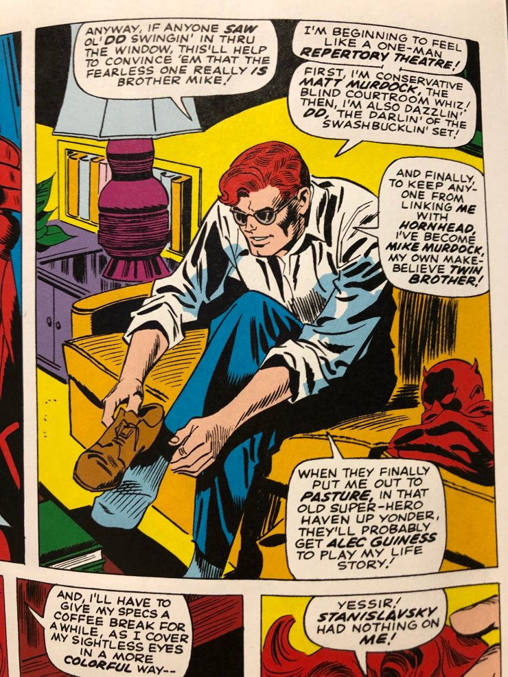 3 Reasons Why: 'Daredevil Epic Collection: Mike Murdock Must Die!' shows Stan Lee is a genius (and a loon)