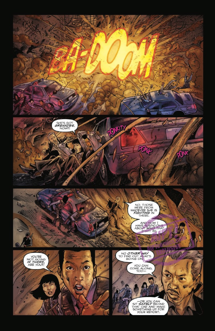 [EXCLUSIVE] IDW Preview: G.I. JOE: A Real American Hero #249