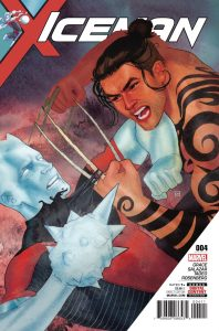 An Interview with Sina Grace, Writer of 'Iceman'