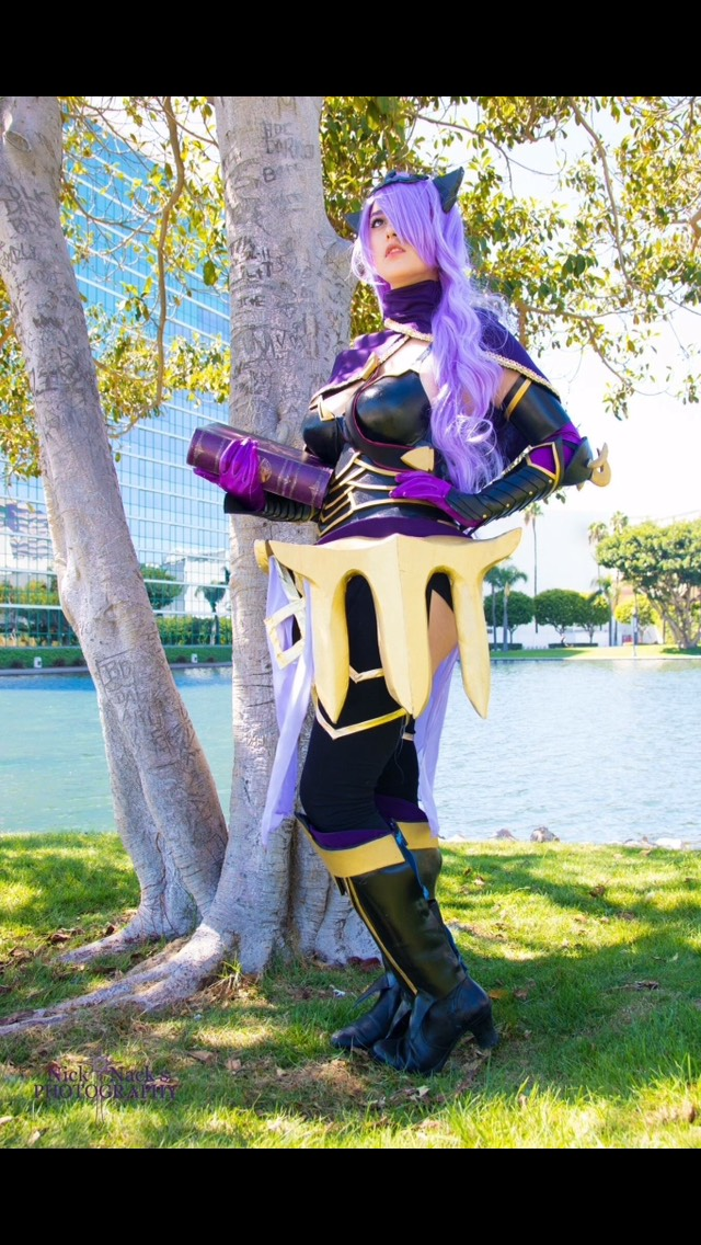 """I have to cut it in half"" Cosplayer Candylion.cos talks cosplay, anime and her hatred of pants"