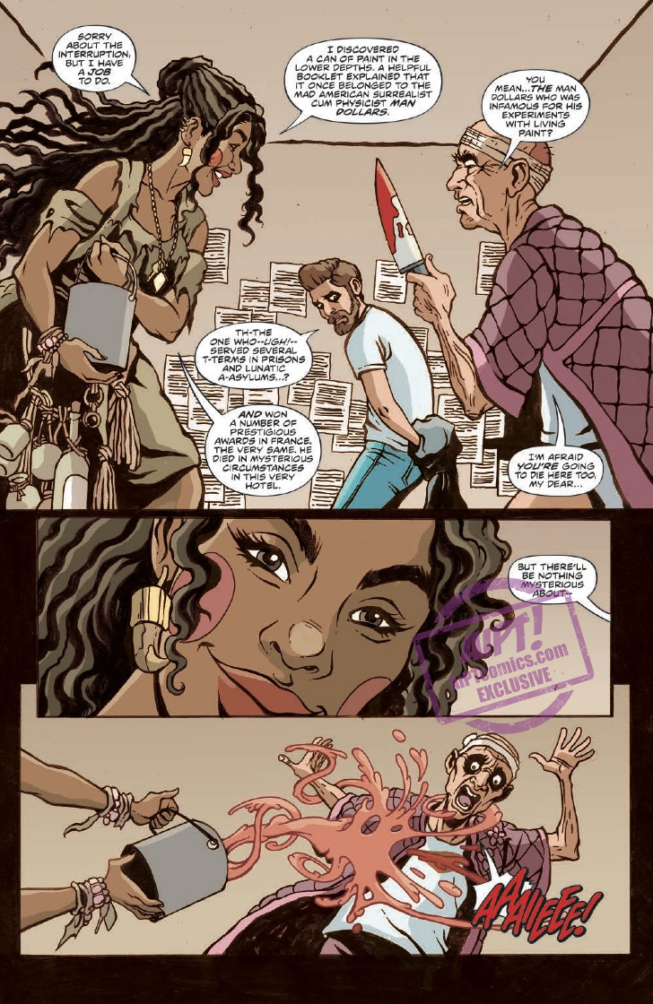 [EXCLUSIVE] IDW Preview: Kid Lobotomy #5