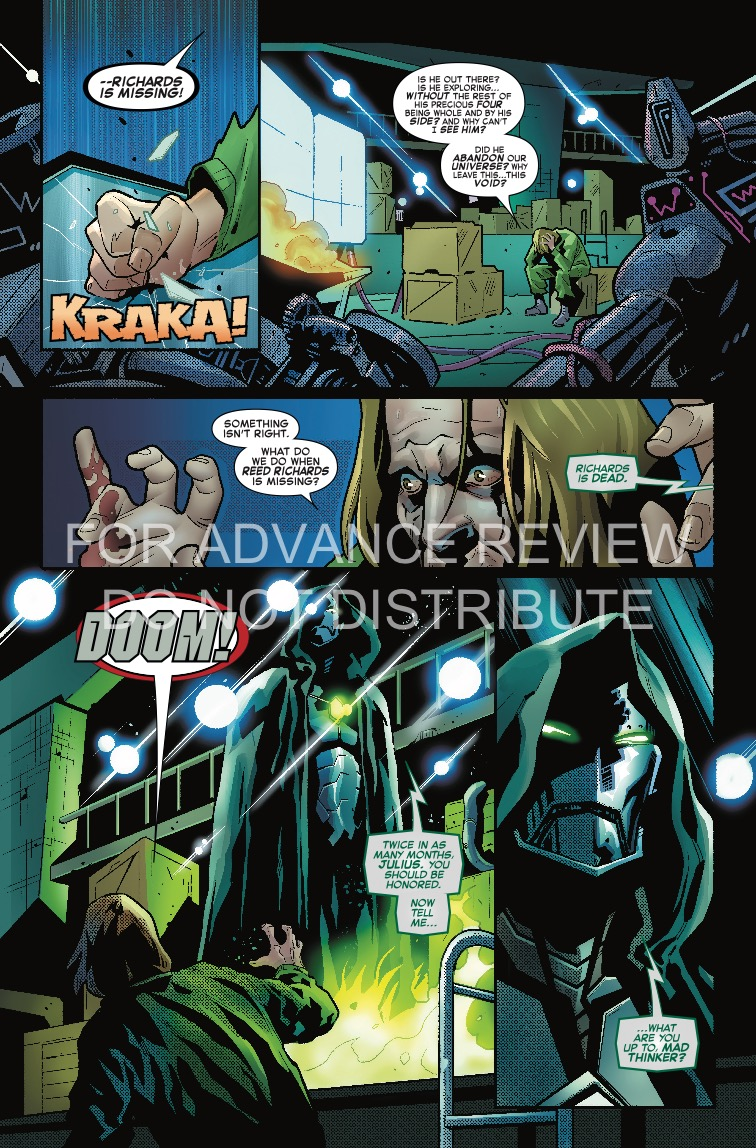 Marvel Two-In-One #3 Review