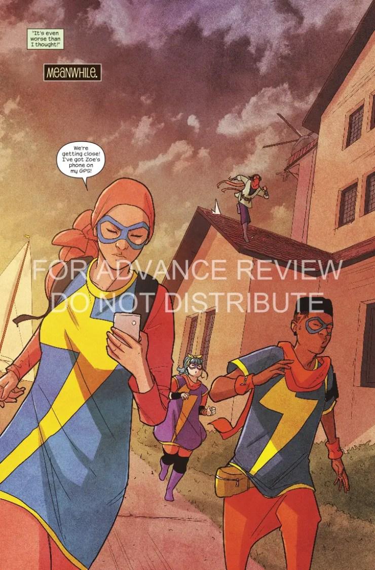 Marvel Preview: Ms. Marvel #27