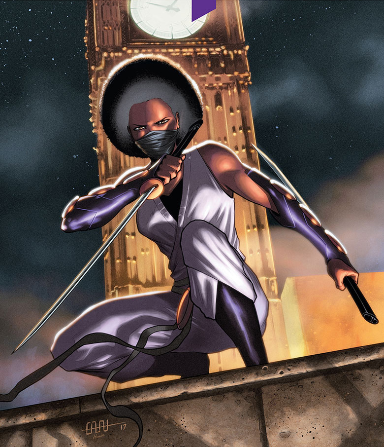 Ninja-K #4 Review