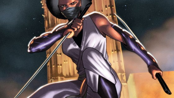 Ninja-K #4 is still a great comic, but it's starting to fall into a rut with regards to its storytelling.
